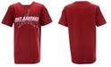 Nike Big Boys Oklahoma Sooners Cotton Facility T-Shirt