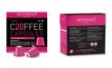 Bestpresso Coffee Lungo Flavor 20 Capsules per Pack for Nespresso Original Machine