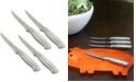 """Oster Baldwyn 4.5"""" Steak Knife, 4-Pack"""
