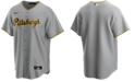 Nike Men's Pittsburgh Pirates Official Blank Replica Jersey