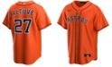 Nike Men's Jose Altuve Houston Astros Official Player Replica Jersey