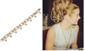 Grace Kelly Collection 18k Gold Plated Fall Bracelet