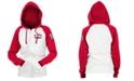 5th & Ocean St. Louis Cardinals Women's Zip-Up Contrast Hoodie