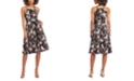 RACHEL Rachel Roy Paulette Printed Dress