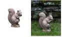 Campania International Standing Squirrel Garden Statue
