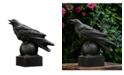 Campania International Corvus Animal Statuary