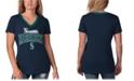 G-III Sports Women's Seattle Mariners Fair Ball T-Shirt