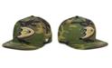 '47 Brand Anaheim Ducks Grove Captain Cap