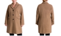 Michael Kors Plus Size Single-Breasted Walker Coat, Created for Macy's
