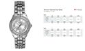 GUESS Watch, Women's Silver-Tone Bracelet G75511M