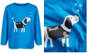 First Impressions Baby Boys Long-Sleeve Dog Cotton T-Shirt, Created for Macy's