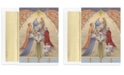 Masterpiece Studios Masterpiece Cards Bearing Gifts Holiday Boxed Cards, 16 Cards and 16 Envelopes