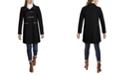Cole Haan Stand-Collar Coat