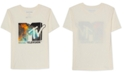 Love Tribe Juniors Graphic Print MTV T-Shirt