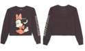 Disney Juniors' Forever Minnie Long-Sleeved Graphic T-Shirt