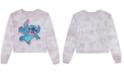 Disney Juniors' Stitch Tie-Dyed Top
