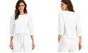 INC International Concepts INC Volume-Sleeve Sweatshirt, Created for Macy's