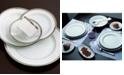 Bernardaud Dinnerware, Athena Platinum Limoges Collection