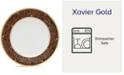 """Noritake """"Xavier Gold"""" Salad Plate"""