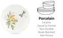 "Lenox Butterfly Meadow Party Plate, 6"""