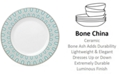 Lenox Brian Gluckstein by Clara Aqua  Bone China Salad Plate