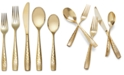 Nambe Dazzle Gold 5-Piece Place Setting