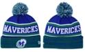 New Era Dallas Mavericks HWC Marled Cuff Knit Hat