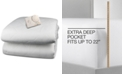 Biddeford Quilted Electric Twin Mattress Pad