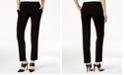 BCX Juniors' Straight-Leg Trouser Pants