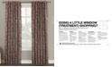 "Sun Zero Kalanie Floral 50"" x 84"" Blackout Lined Back-Tab Curtain Panel"