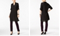 Alfani Tunic Shirt & Jacquard Pants, Created for Macy's