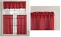 No. 918 Martine 3-Piece Kitchen Curtain Set