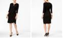 Thalia Sodi Faux-Wrap Dress, Created for Macy's