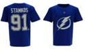 Outerstuff Steve Stamkos Tampa Bay Lightning Player T-Shirt, Big Boys (8-20)