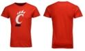 New Agenda Men's Cincinnati Bearcats Big Logo T-Shirt