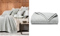 Hotel Collection Seaglass Coverlet, Full/Queen, Created for Macy's