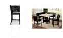 Furniture of America Carribean Corner Pub Chair