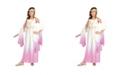 BuySeasons Athena Little and Big Girls Costume