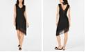 Calvin Klein Asymmetrical-Hem Cover-Up