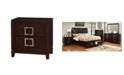 Furniture of America Shanda Transitional Nightstand