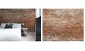 Brewster Home Fashions Classic Brick Wall Mural