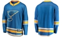 Authentic NHL Apparel Men's St. Louis Blues Breakaway Jersey