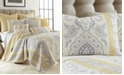Levtex St. Claire Damask Reversible Full/Queen Quilt Set