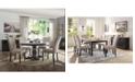 Acme Furniture Nolan Side Dining Chair (Set of 2)