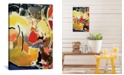 "iCanvas ""Rhapsody"" By Kim Parker Gallery-Wrapped Canvas Print - 26"" x 18"" x 0.75"""