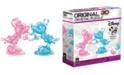 BePuzzled 3D Crystal Puzzle-Disney Minnie Mickey - 68 Pcs