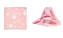Baby Mode 3 Stories Trading Plush Star Baby Blanket