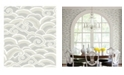 "Brewster Home Fashions Decowave Wallpaper - 396"" x 20.5"" x 0.025"""