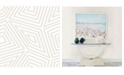 "Brewster Home Fashions Kaleidoscope Wallpaper - 396"" x 20.5"" x 0.025"""