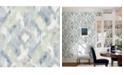 "Brewster Home Fashions Mirage Wallpaper - 396"" x 20.5"" x 0.025"""